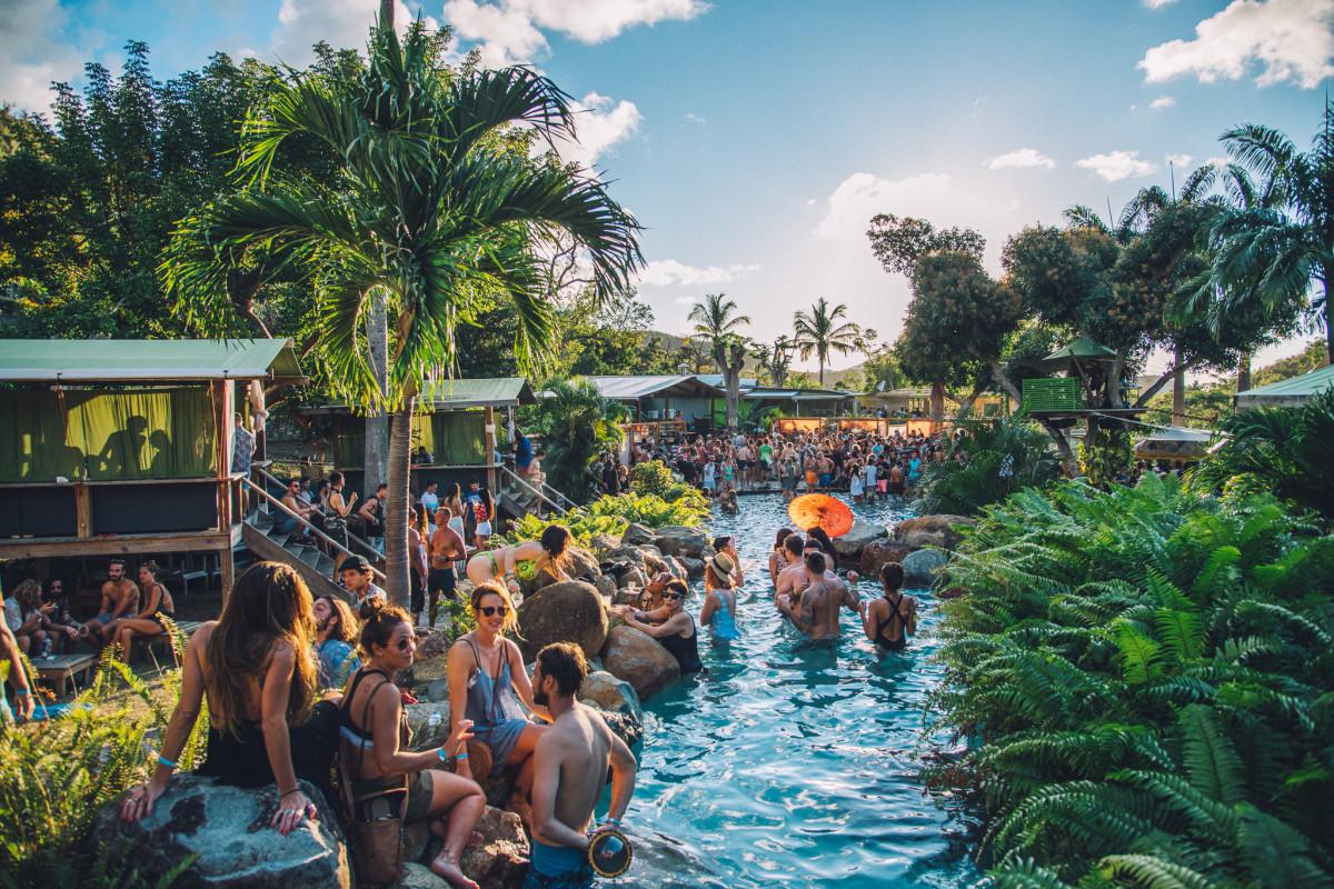 SXM Festival 2019 Jungle Party Alec Donnell Luna