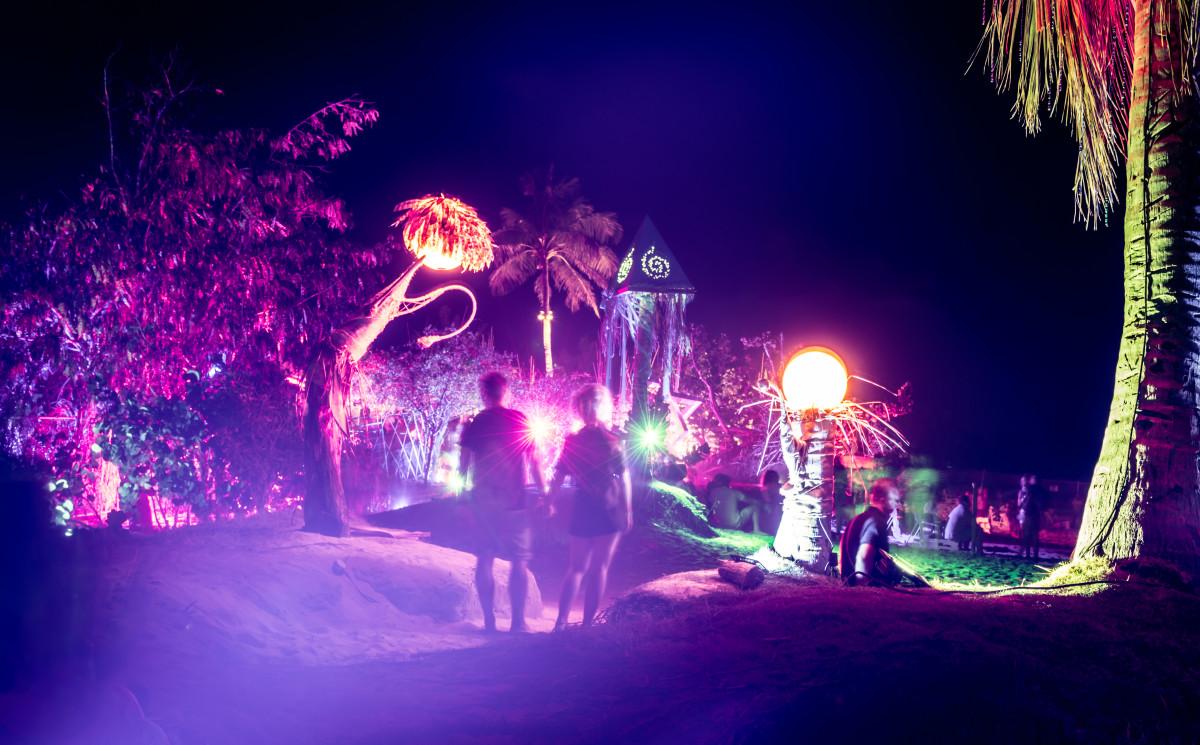 SXM Festival 2019 happy bay by Julien Drogoul
