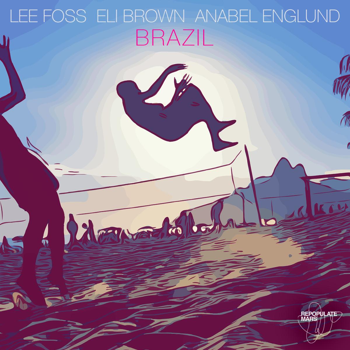 RPM052_Lee Foss_Brazil_Release Artwork