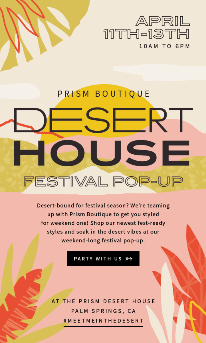 Coachella 2019 Preview: Party Party Parties in The Desert