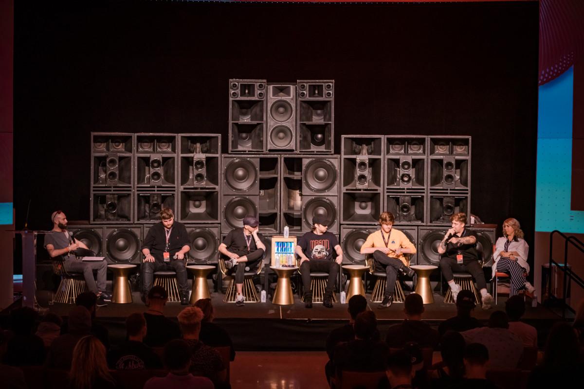 Winter Music Conference 2019 Kayzo, NGHTMRE, Whipped Cream, Slander, Ben Hogan