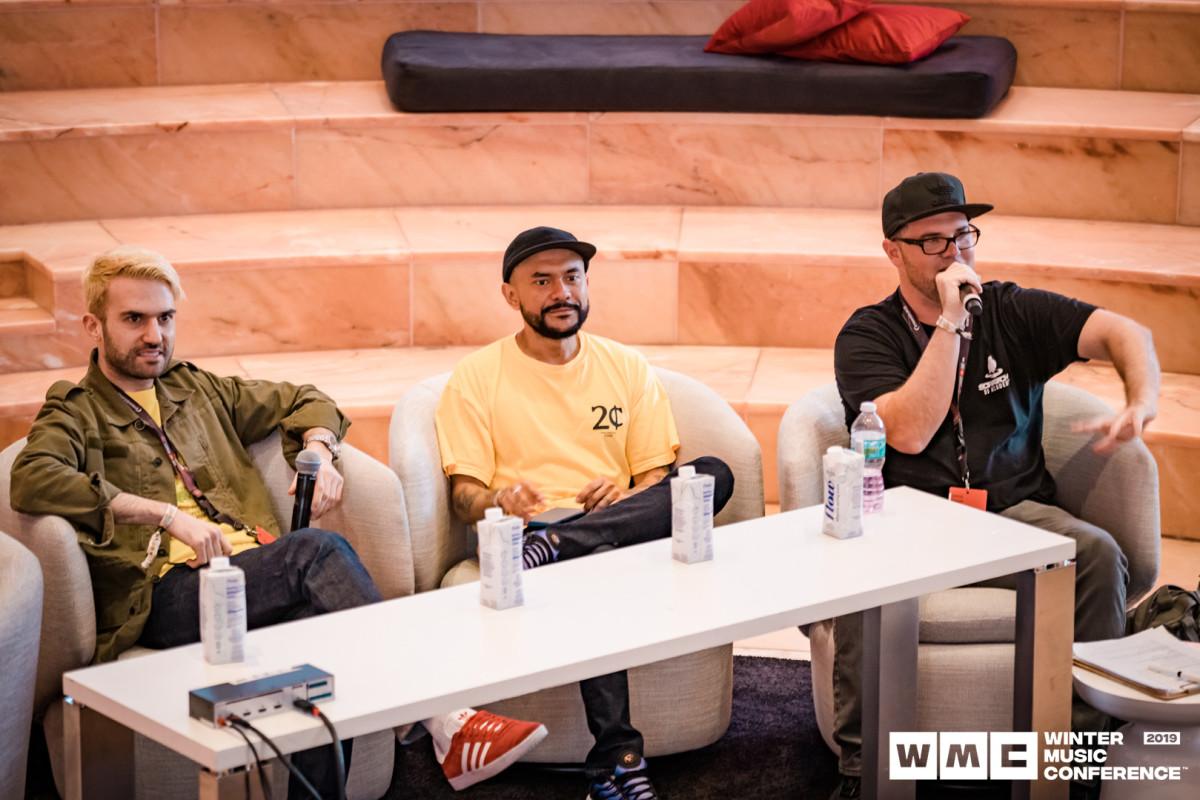 A-Trak, Dj Craze Winter Music Conference 2019