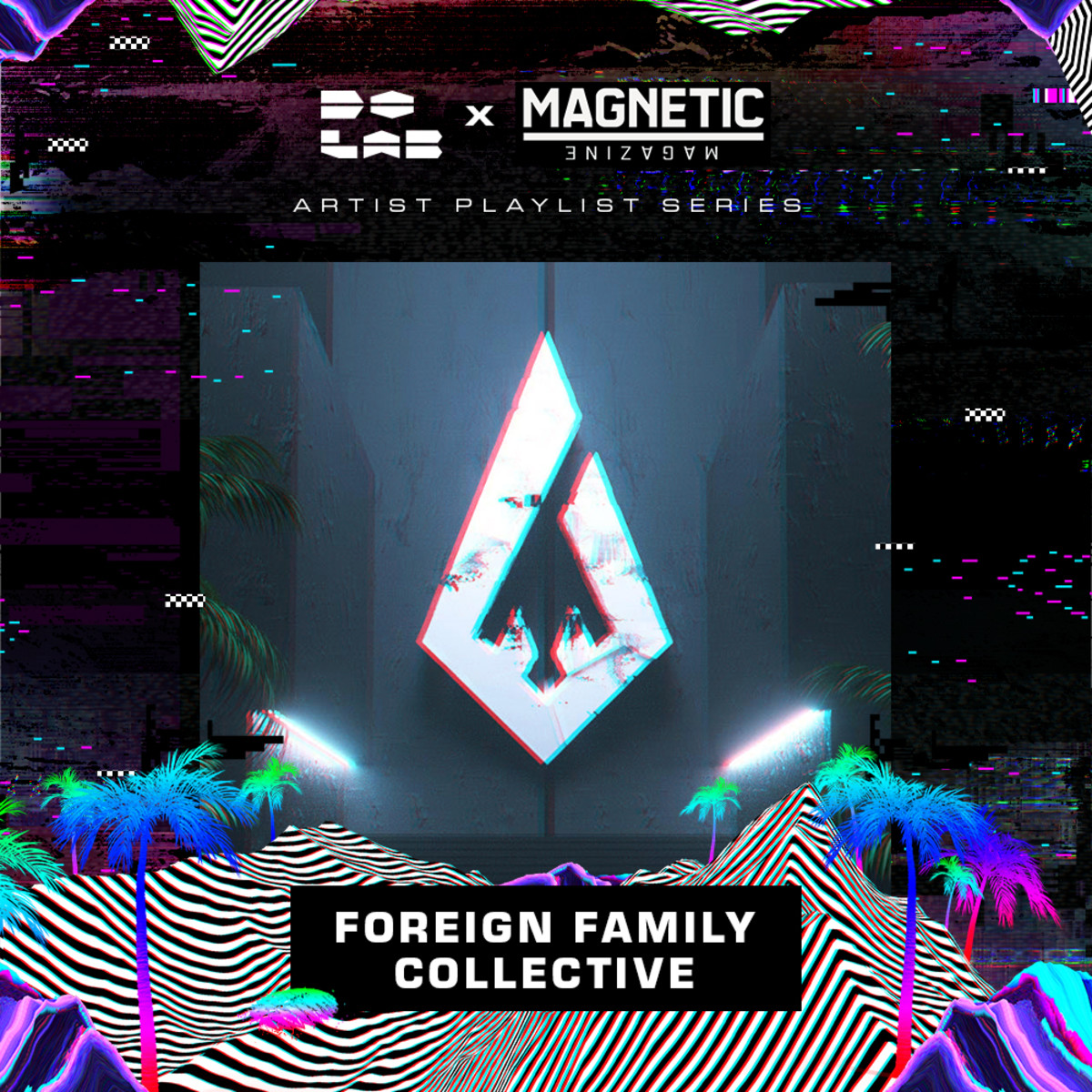 Coachella 2019 Artist Playlist - Foreign Family Collective 1000x1000
