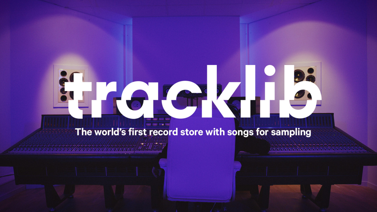 Tracklib Logo