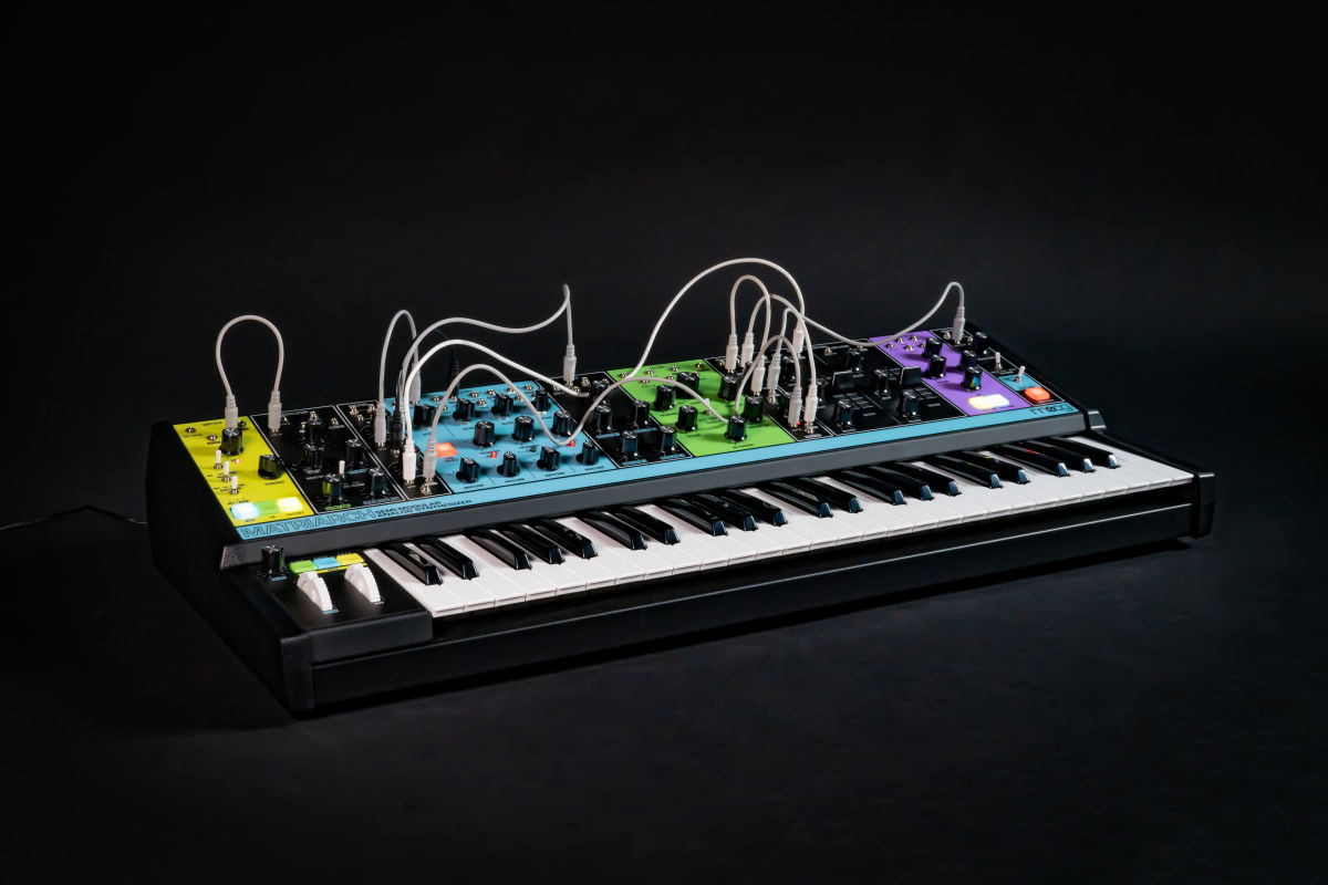 Moog Announced New Matriarch Synth Premiering At Moogfest