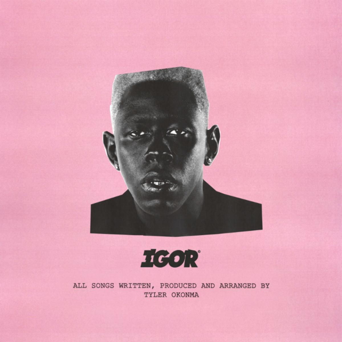 Tyler, The Creator Igor Cover Art