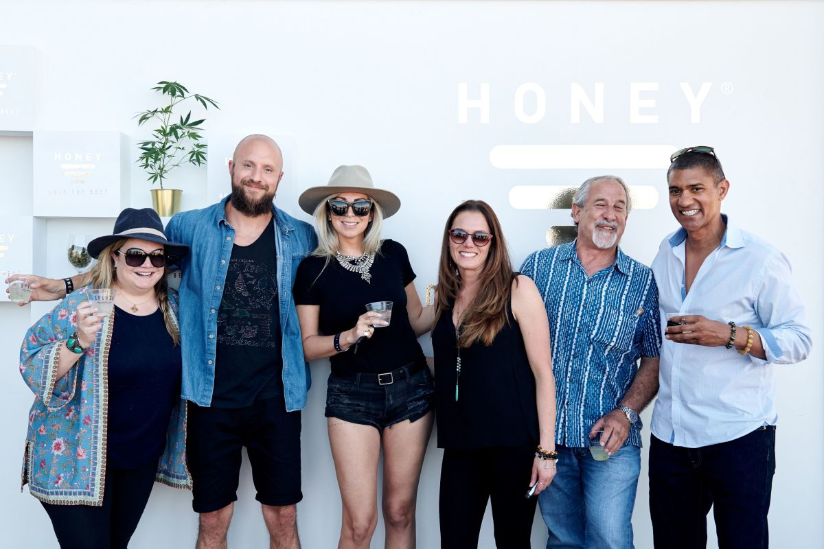 the amazing Honey House crew!