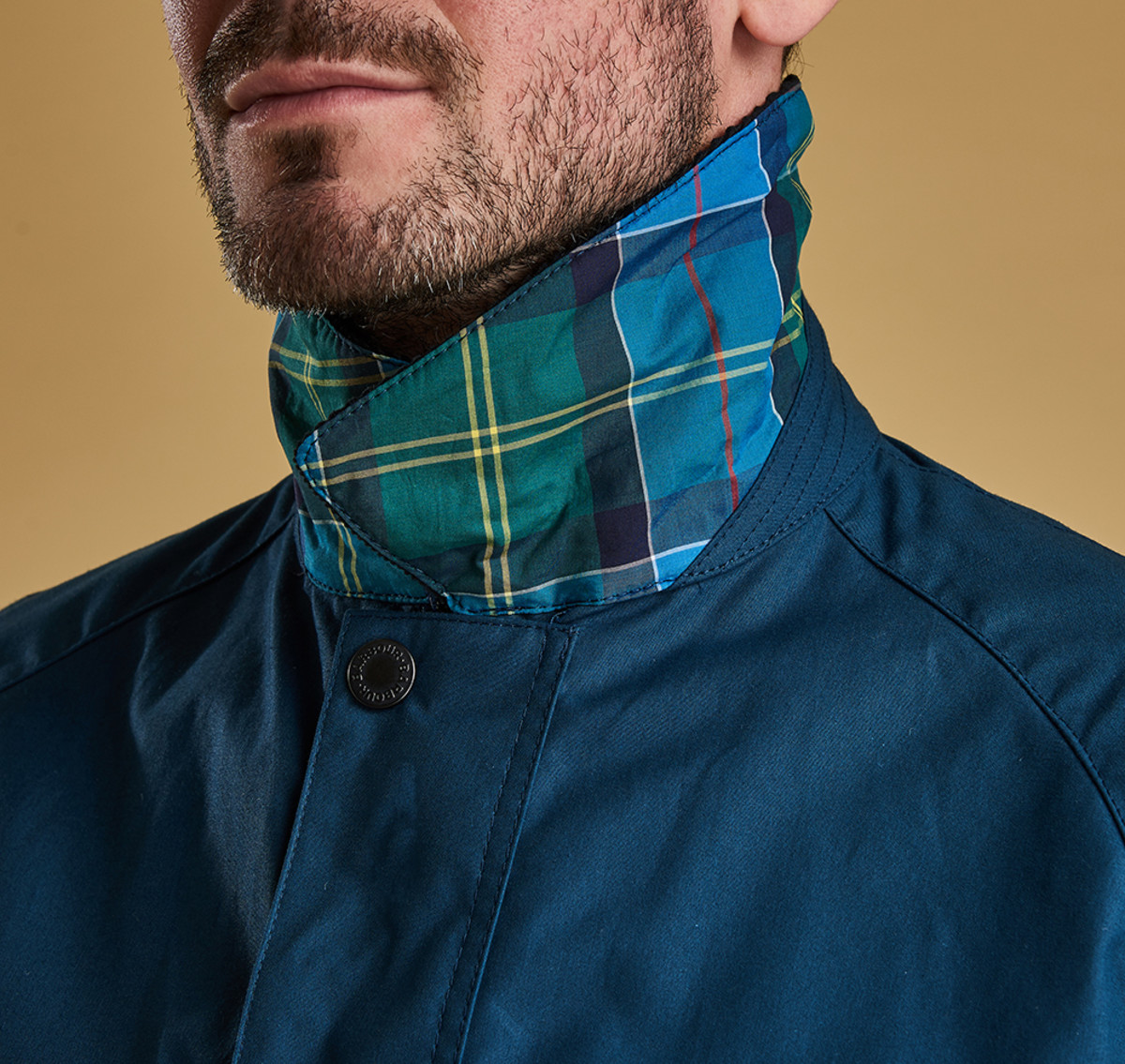 barbour pop tartan collection