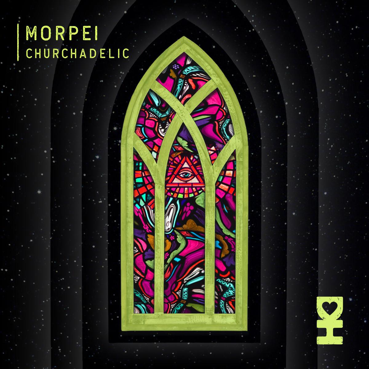 Churchadelic EP by Morpei on Desert Hearts
