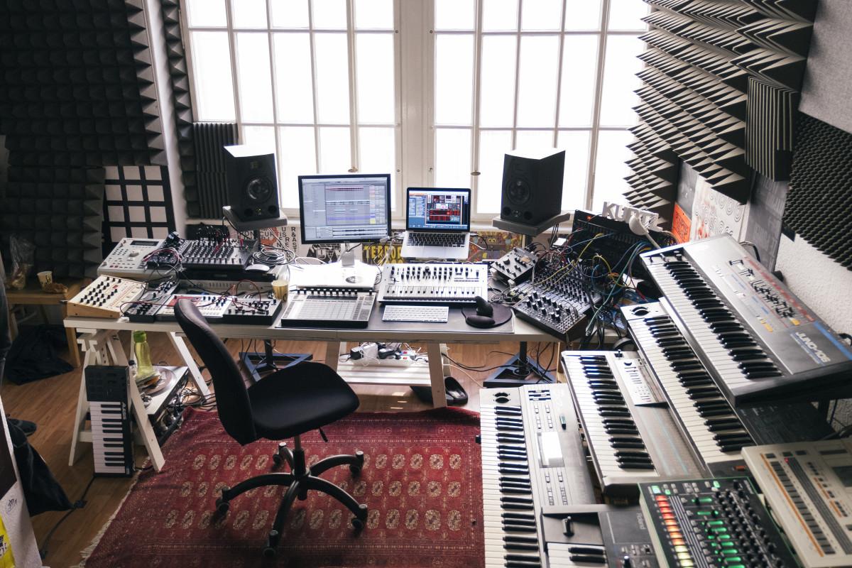 Passagen Studio cc Kai Von Kotze