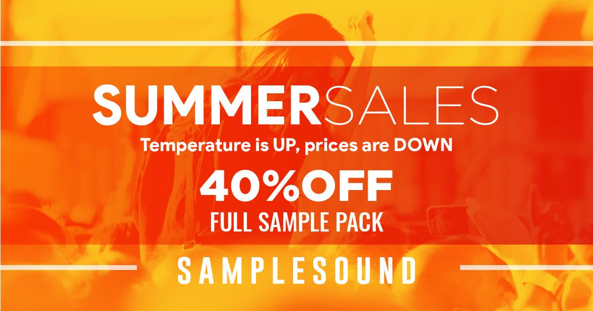 Social-Facebook Post Summer Sales