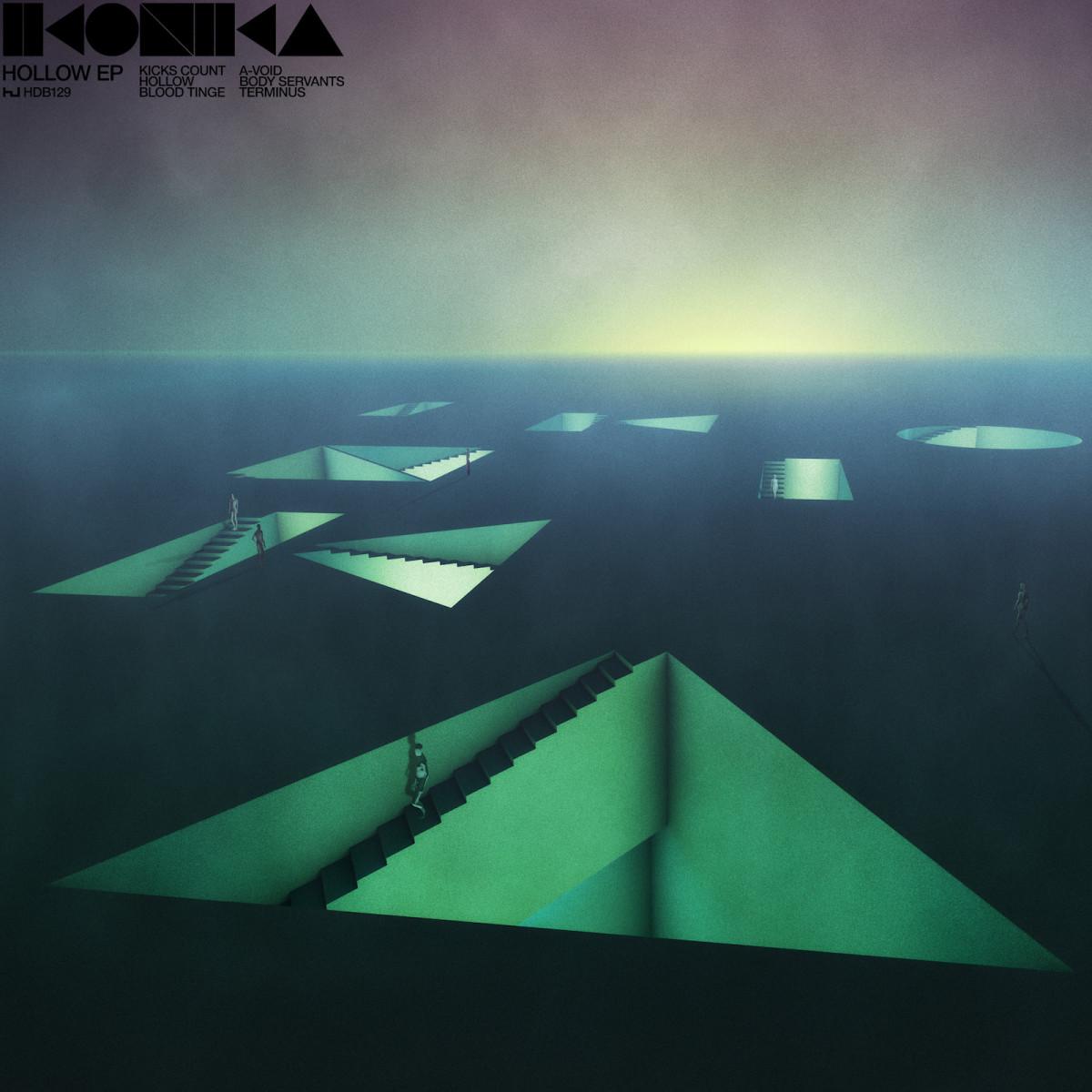 Ikonika Hollow EP