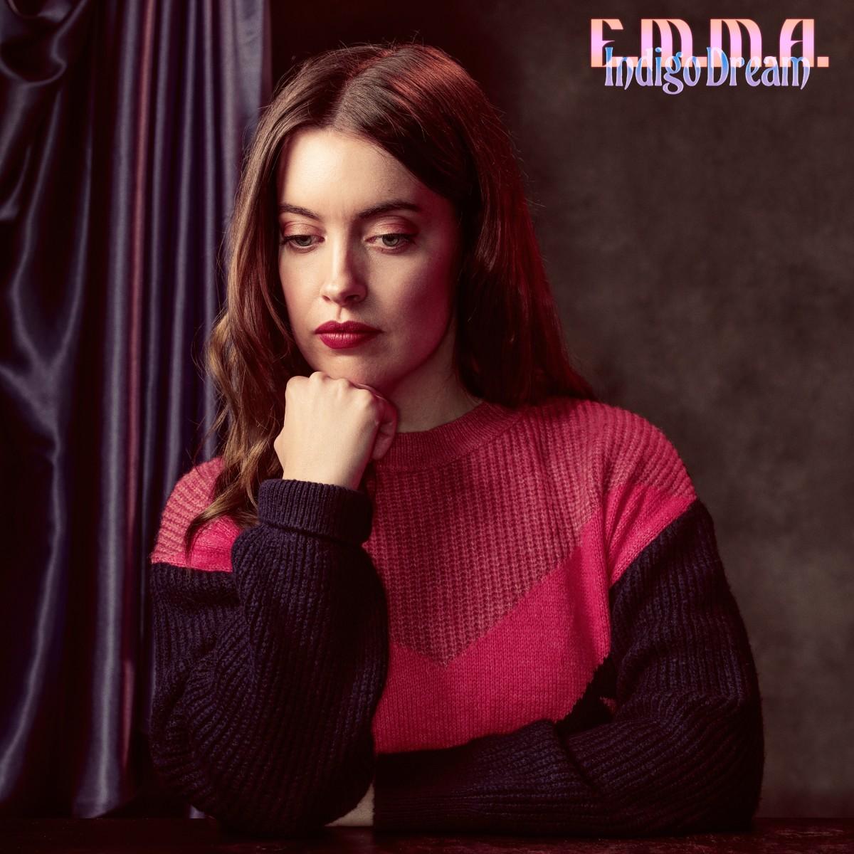 EMMA Indigo Dream cover