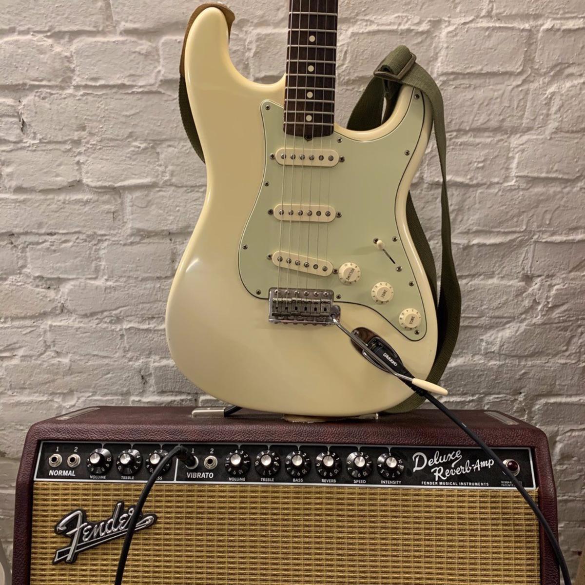 Fender Strat and amp