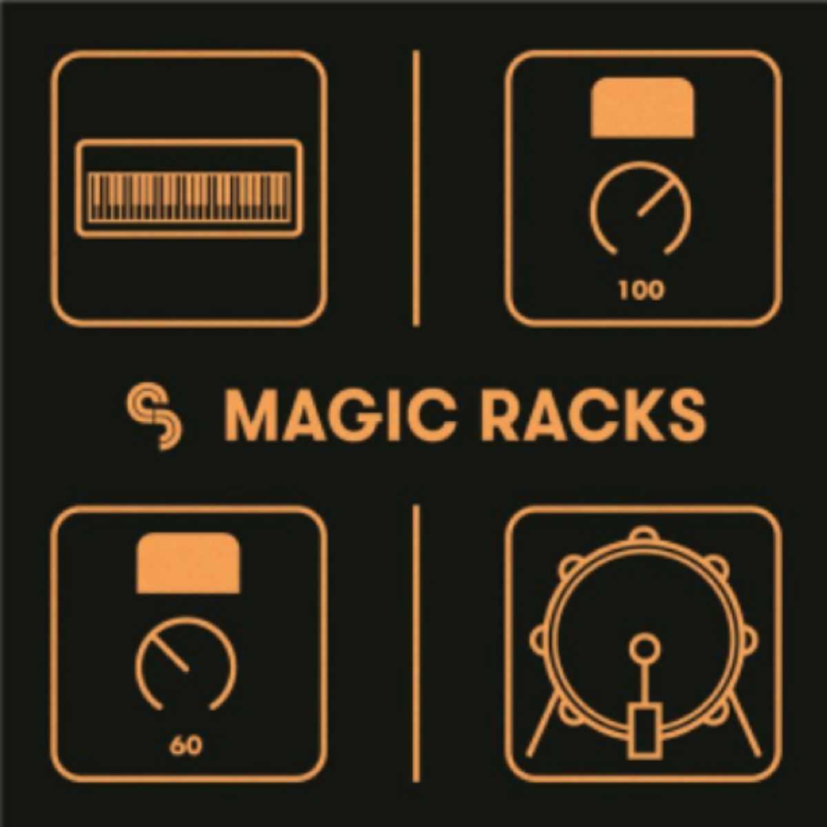 SM Magic Racks