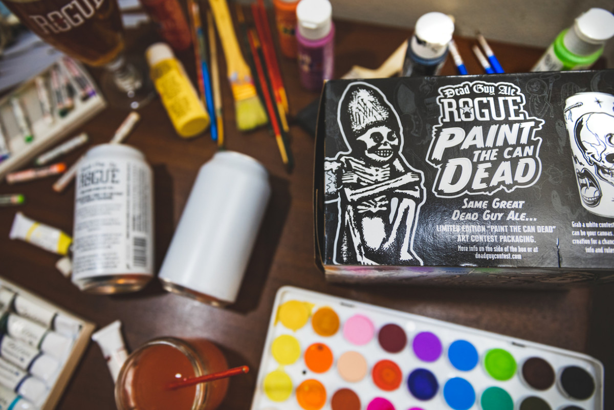 Paint the Can Dead