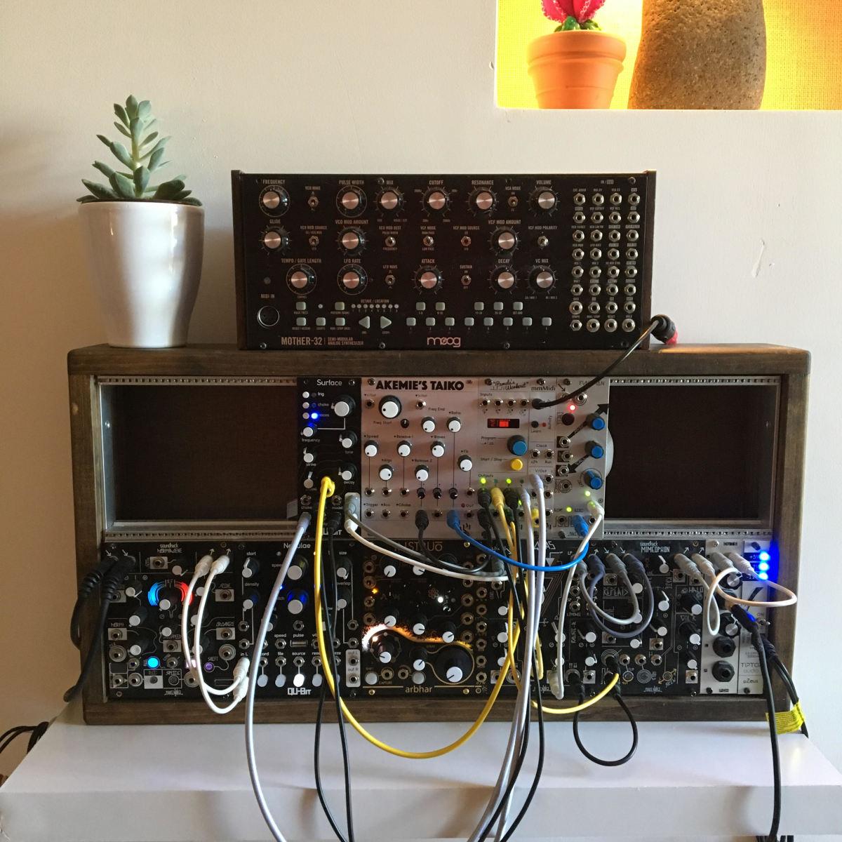 Joshua Van Tassel Modular Synths