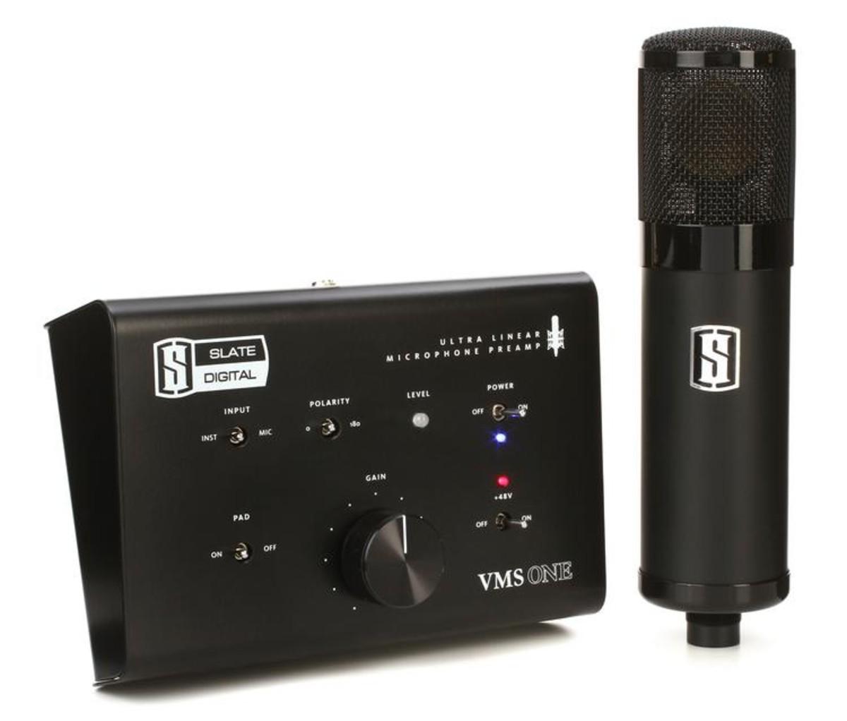 Slate VMS Microphone