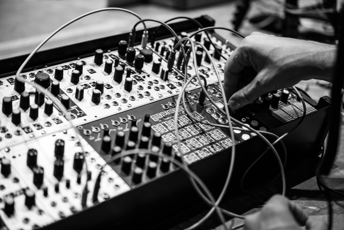 Modular Synth Synthbooth