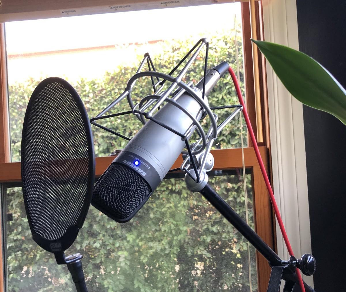 Samsung condenser mic