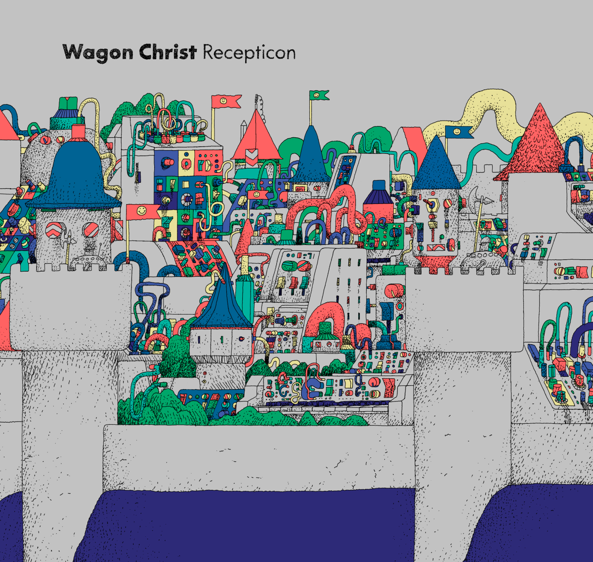 Wagon Christ Reception