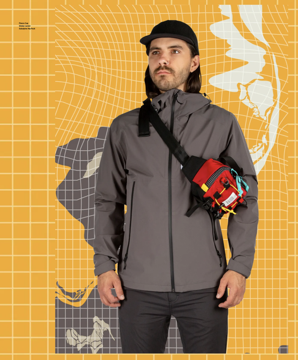 Topo Designs has just dropped their fall look book, check it out here