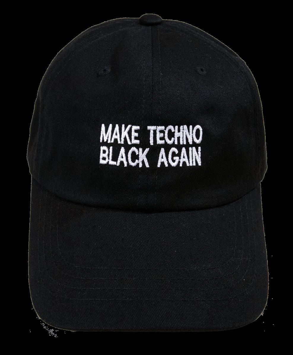 Make Techno Black Again Hat