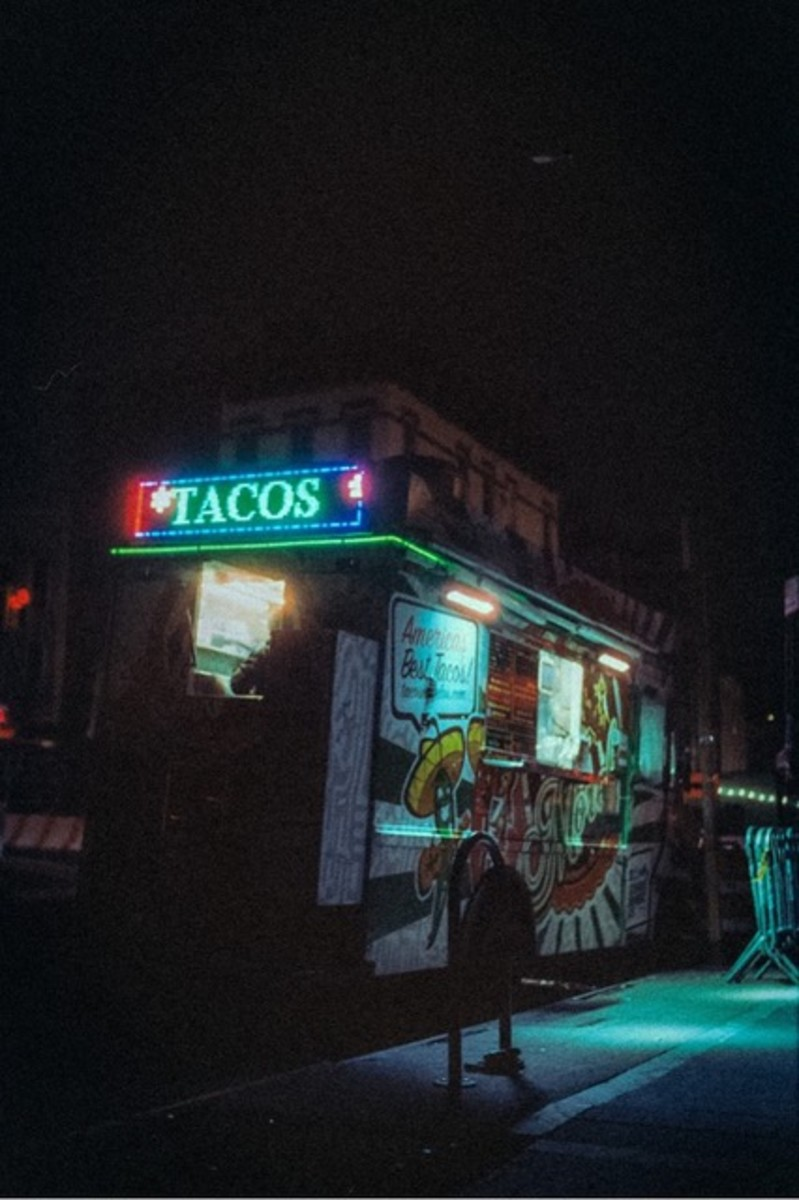 Taco Truck in Brooklyn