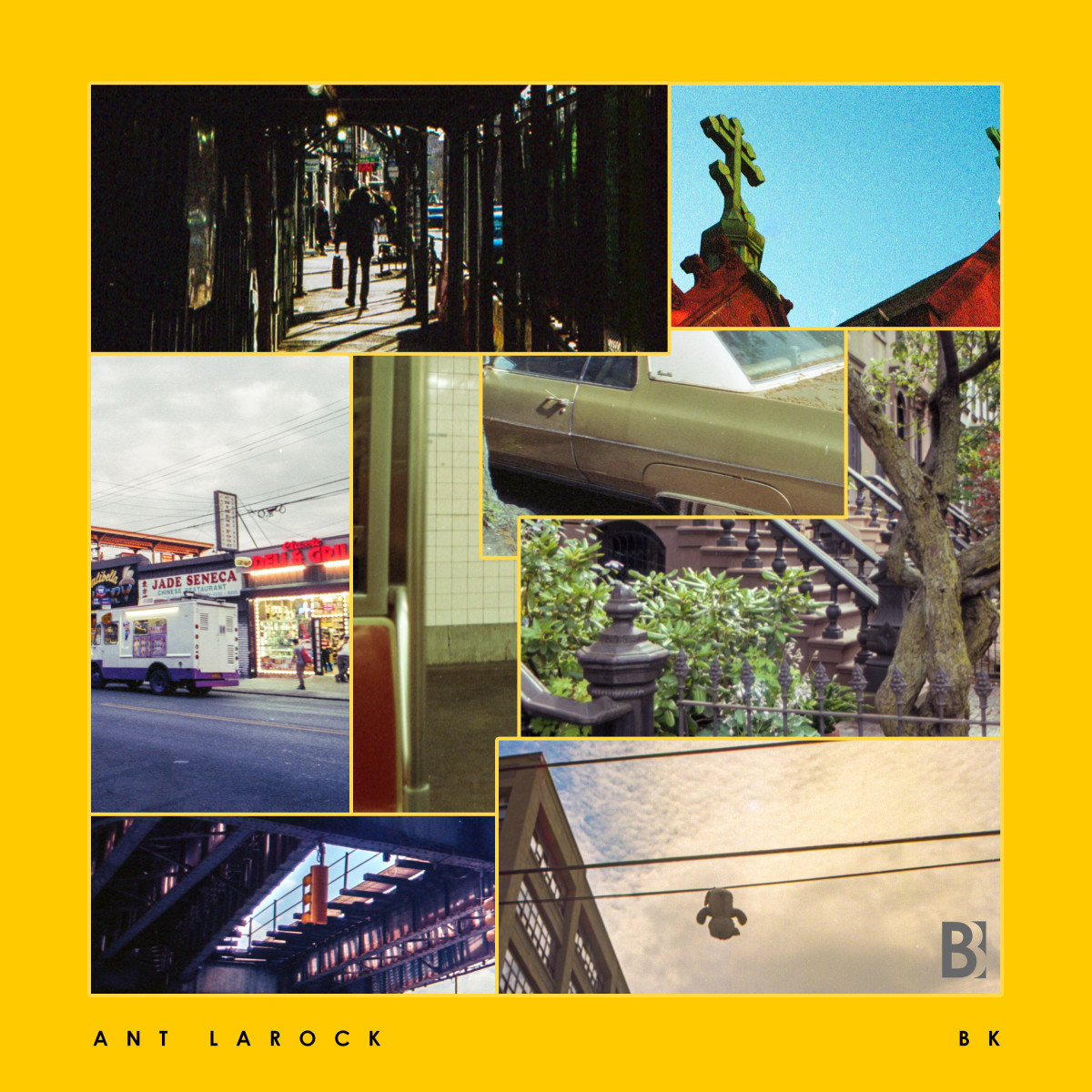 Ant LaRock - BK [Brobot Records]