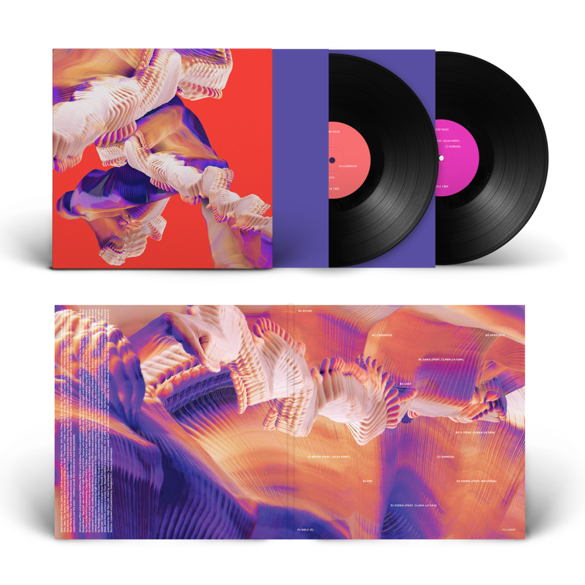 Bicep Isles Vinyl Gatefold
