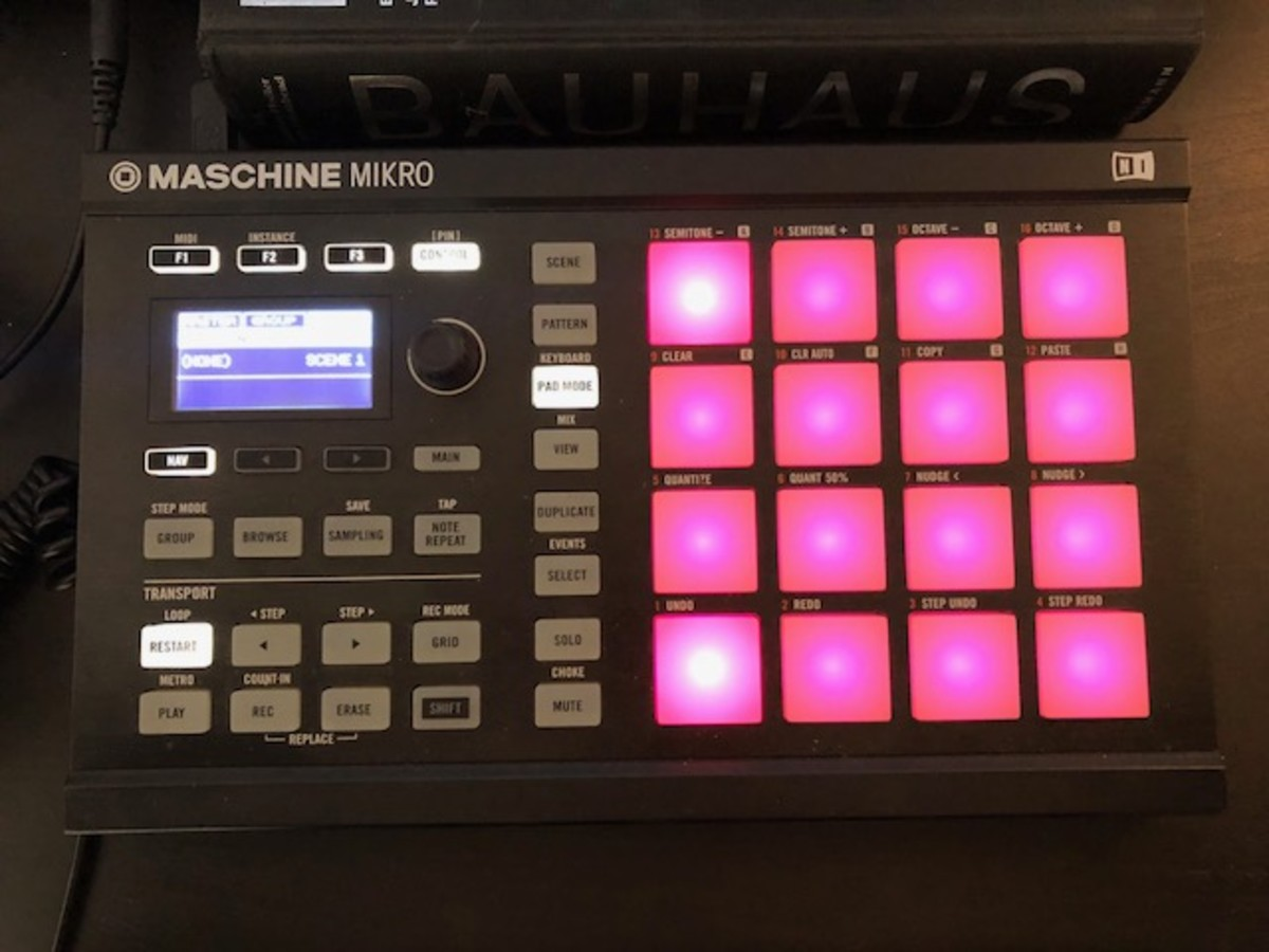 Maschine Mikro
