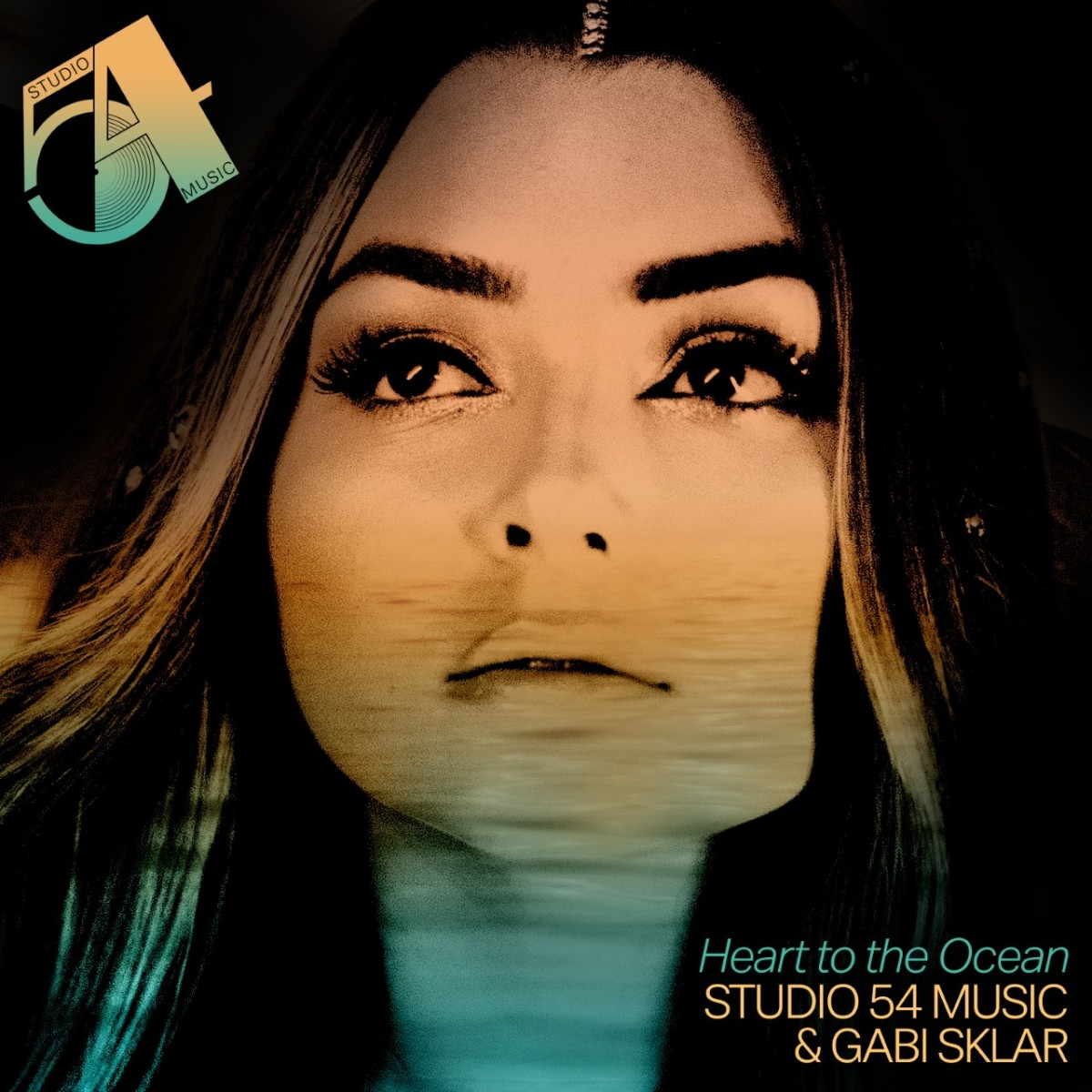 Studio 54 Music ft. Gabi Sklar - Heart To The Ocean