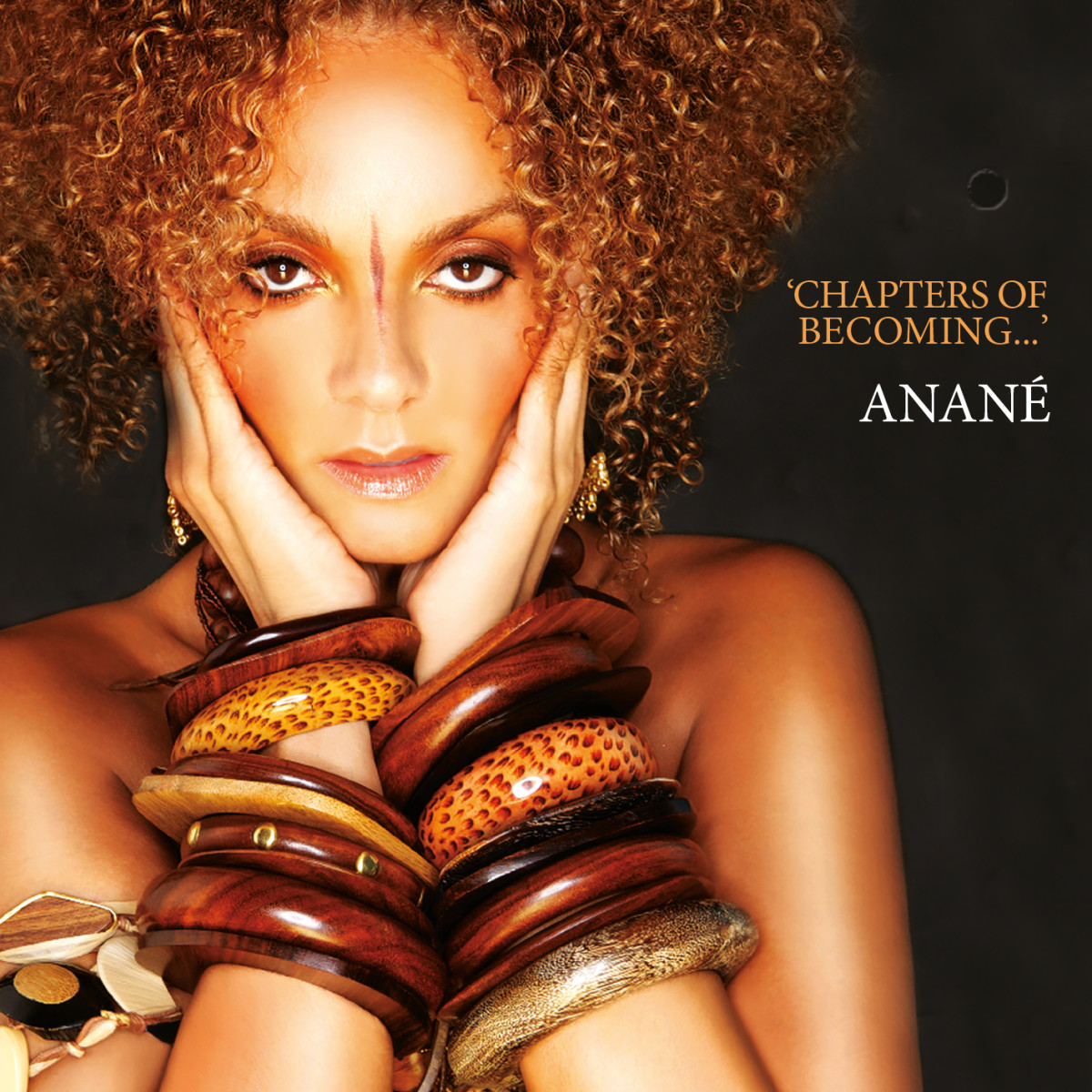 """""""Chapters Of Becoming..."""" Anané (Final Cover Art Digital)"""