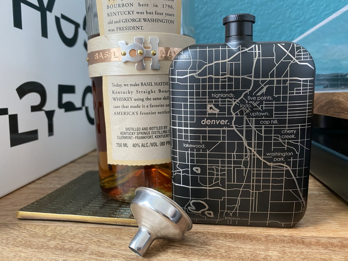 well told flask
