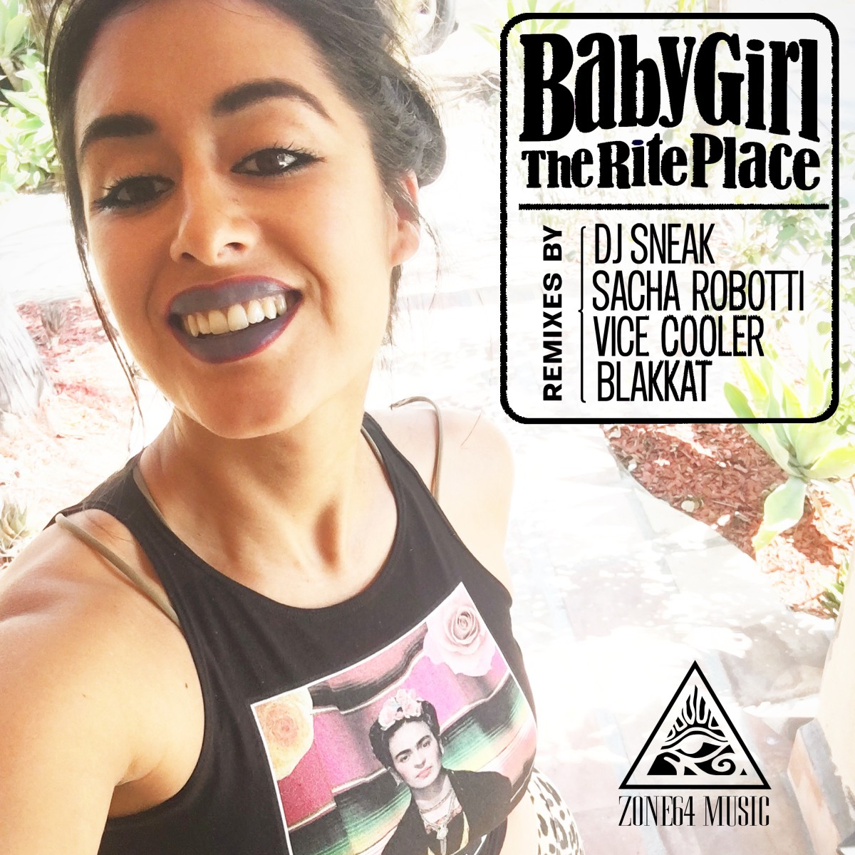 BabyGirl - The Rite Place cover