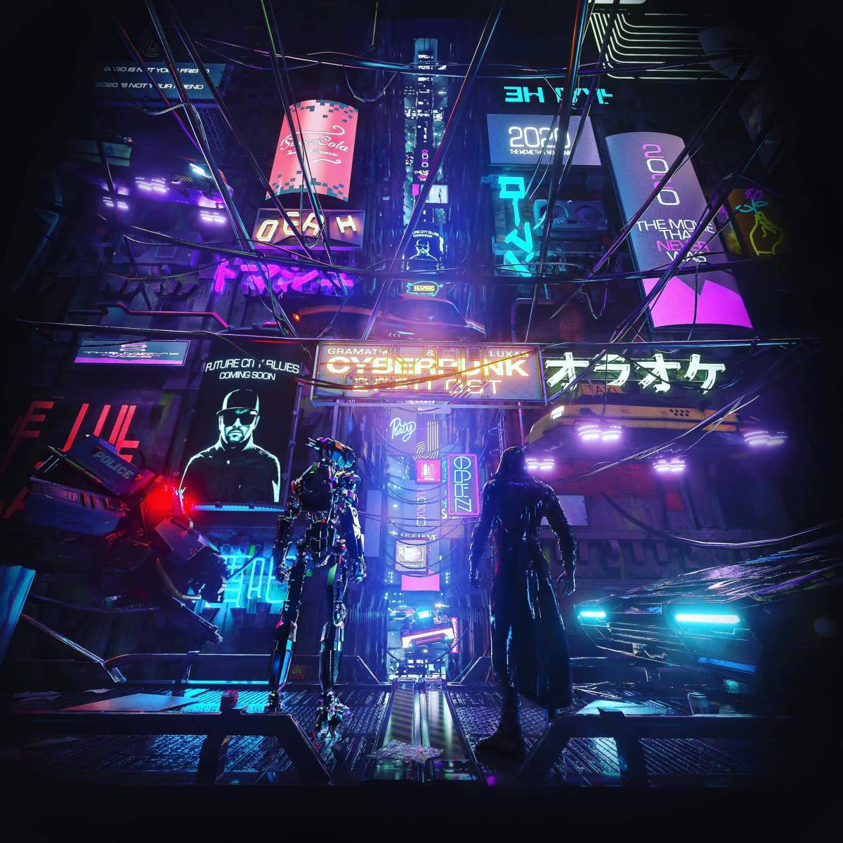 Gramatik & Luxas Cyberpunk 2020 OST