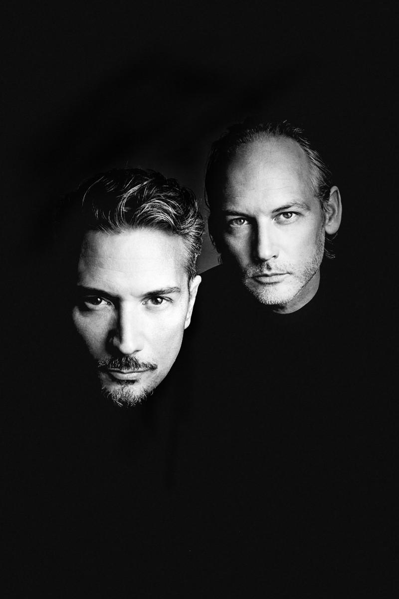 Kruder & Dorfmeister - Photo by Max Parovsky