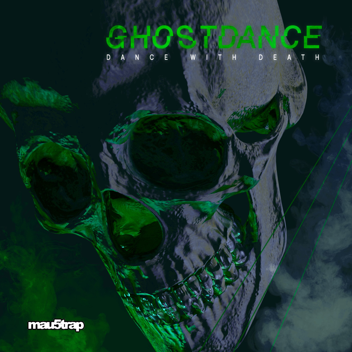 Ghost Dance - Dance With Death EP -Mau5trap records