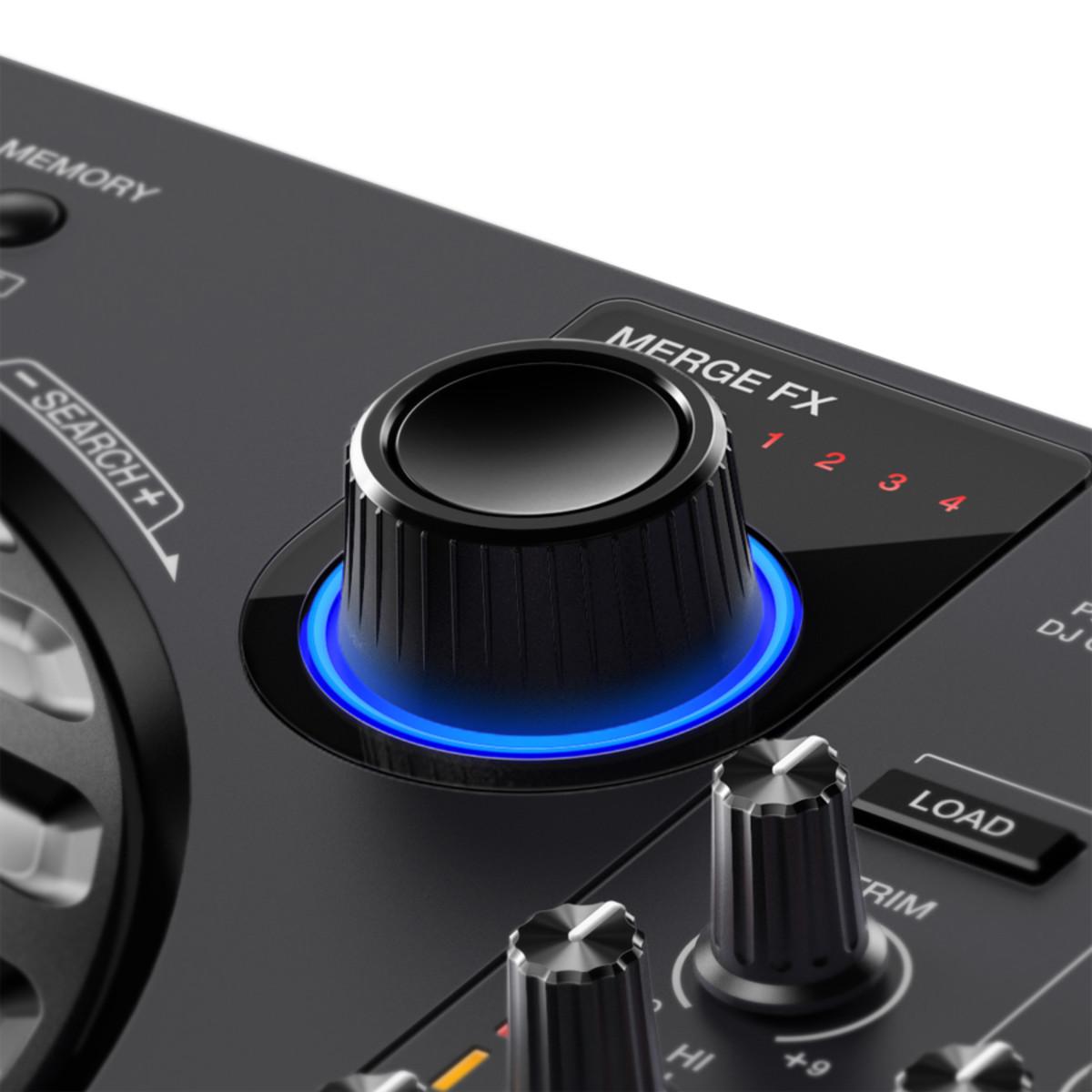 Merge FX knob