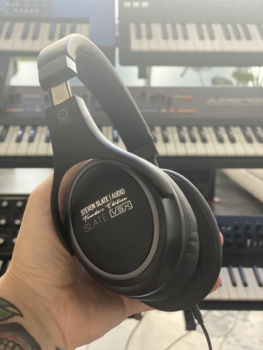 Steven Slate Audio VSX Modeling Headphones