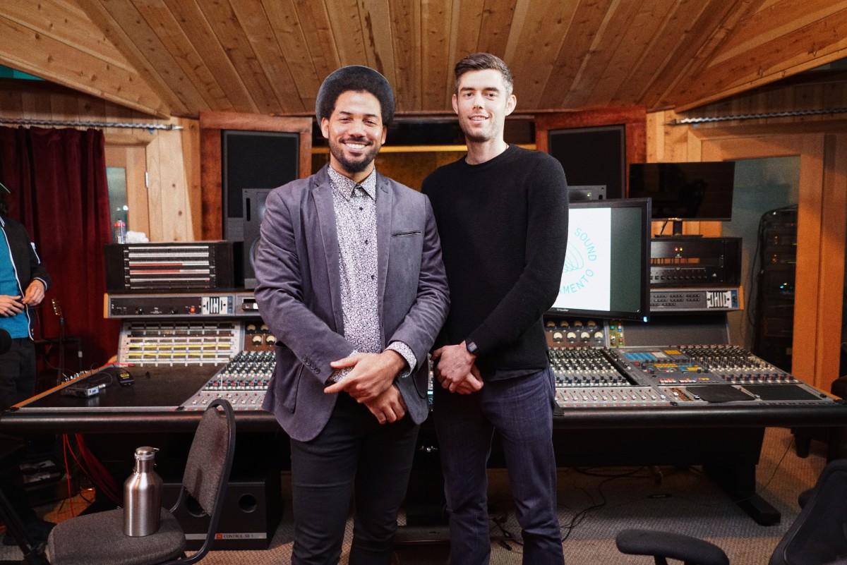 Department of Sound Founders John Hamilton & Tyler Garnett