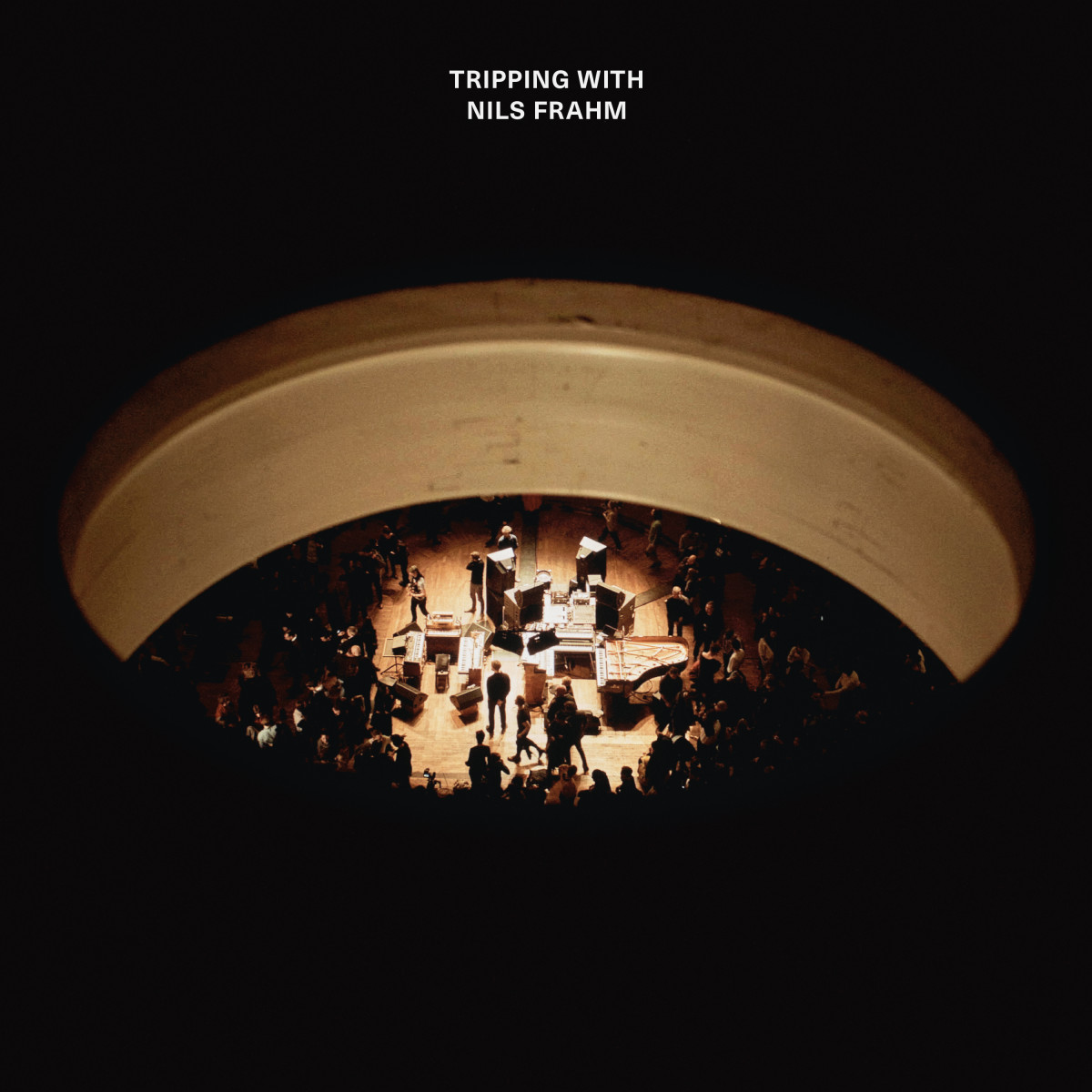Nils Frahm Tripping With Nils Frahm Cover