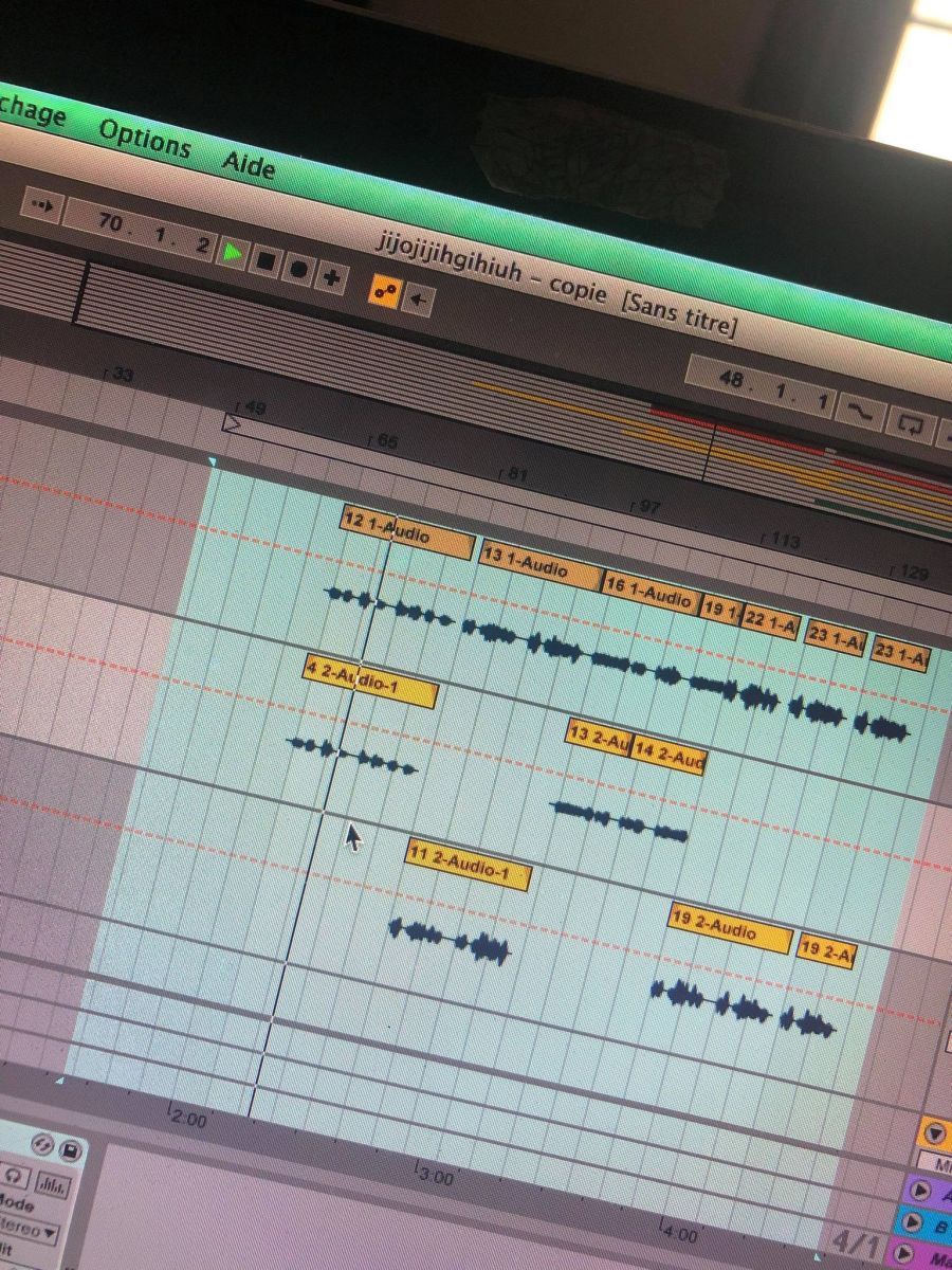 The Ableton File