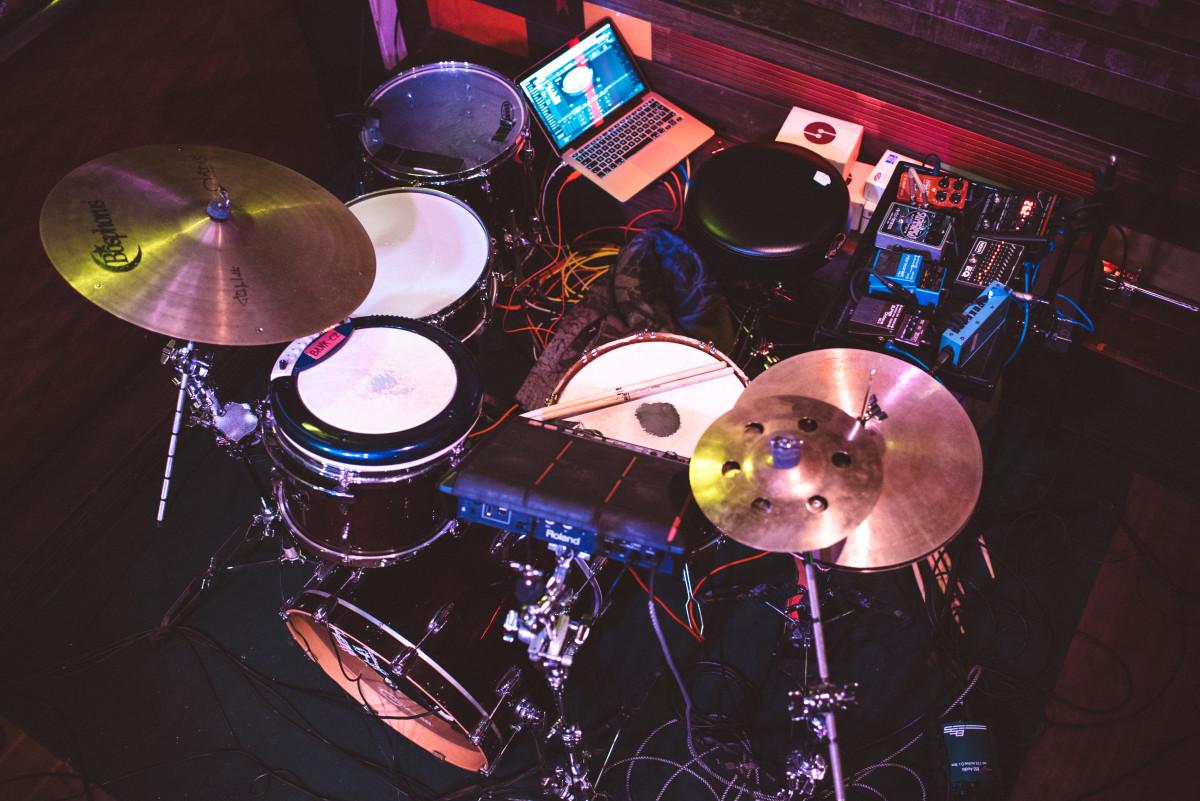 Korg Wavedrum/Sensory Percussion
