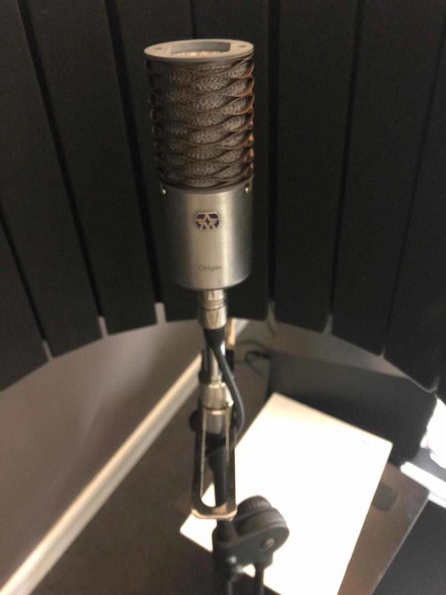 Origin mic