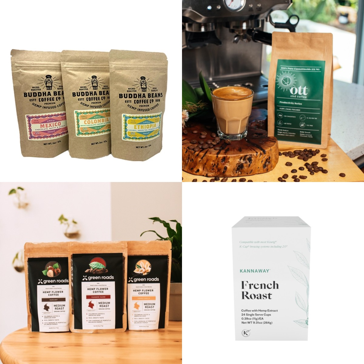 CBD Coffee, Tee Holiday Gift Guide 2020