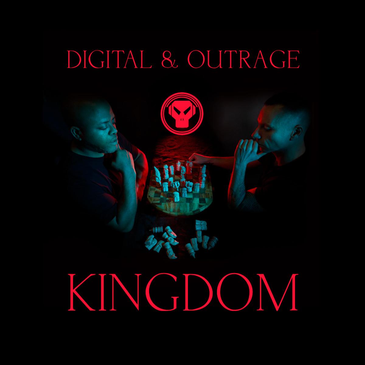 Digital & Outrage - Kingdom [Metalheadz]
