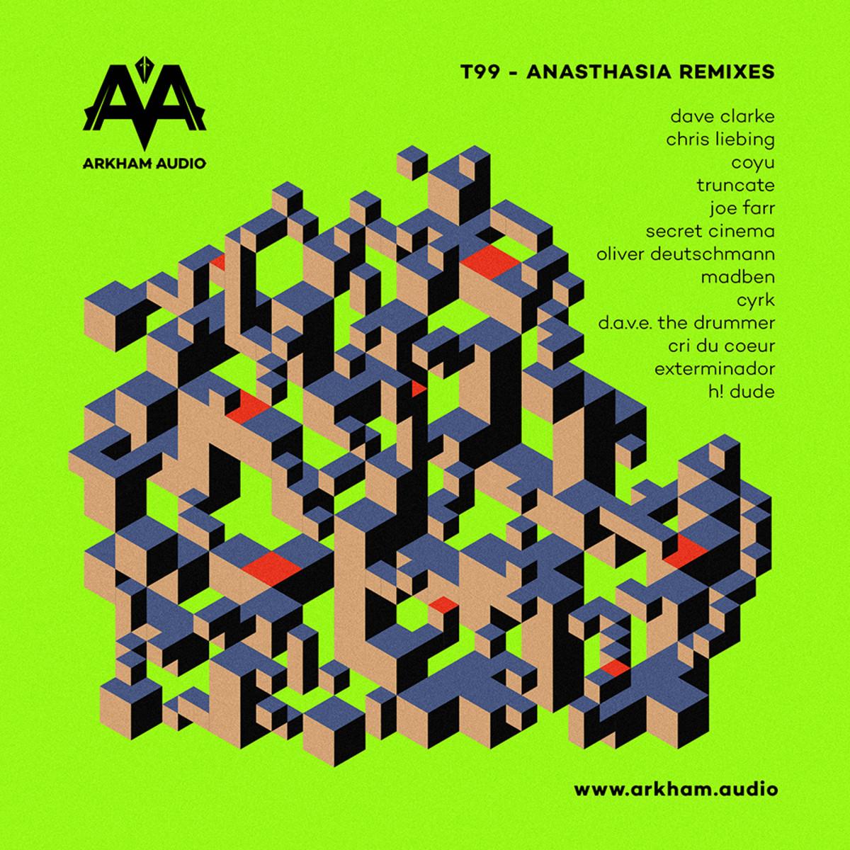 T99 - Anathasia (Cyrk Remix) [Arkham Audio]