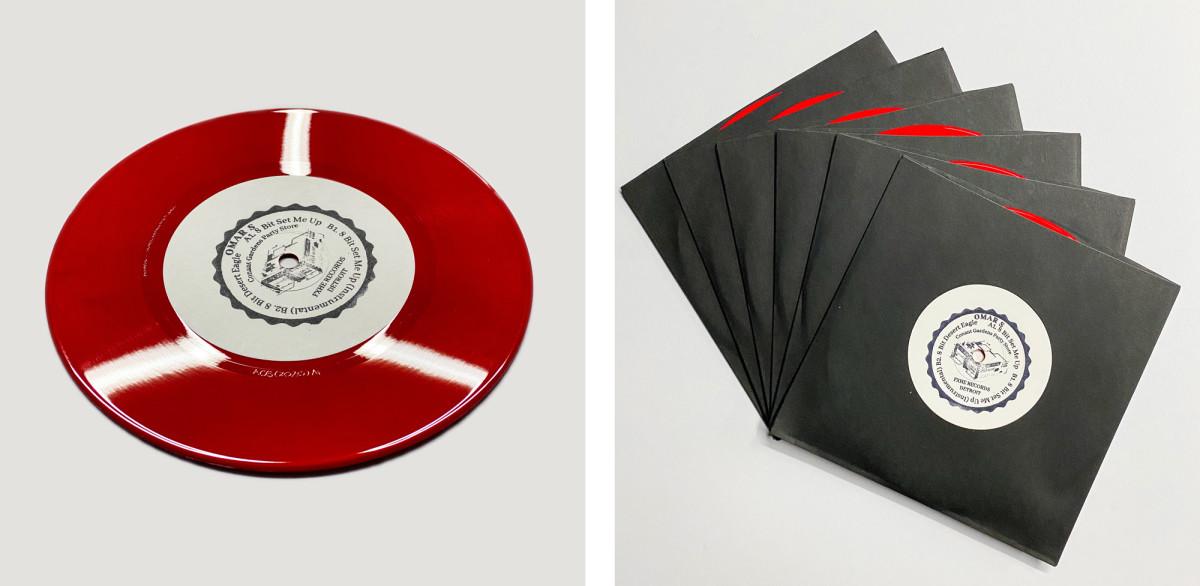 Omar S Record Packer Vinyl