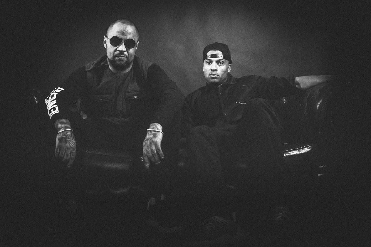 DRS & Dynamite MC